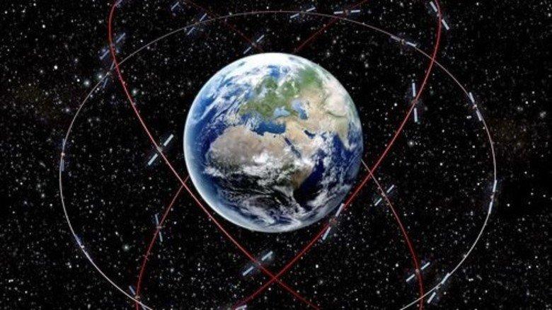Blick in die Zukunft: 30 Satelliten gehören zum kompletten System. Foto: Ohb