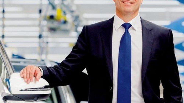 """""""Wir übernehmen soziale Verantwortung"""" Peter Theurer, Standortverantwortlicher Mercedes-Benz-Werk Bremen. Foto: Werk"""