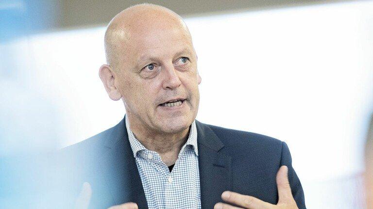 """ETV-Geschäftsführer Norbert Hilbring: """"Wir zahlen den höchsten Strompreis in Europa"""""""