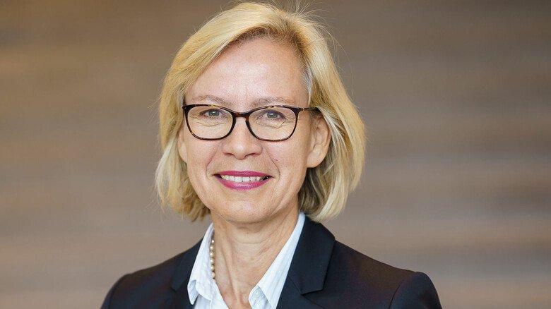 Annette Wahl-Wachendorf, Vizepräsidentin des Verbands Deutscher Betriebs- und Werksärzte.
