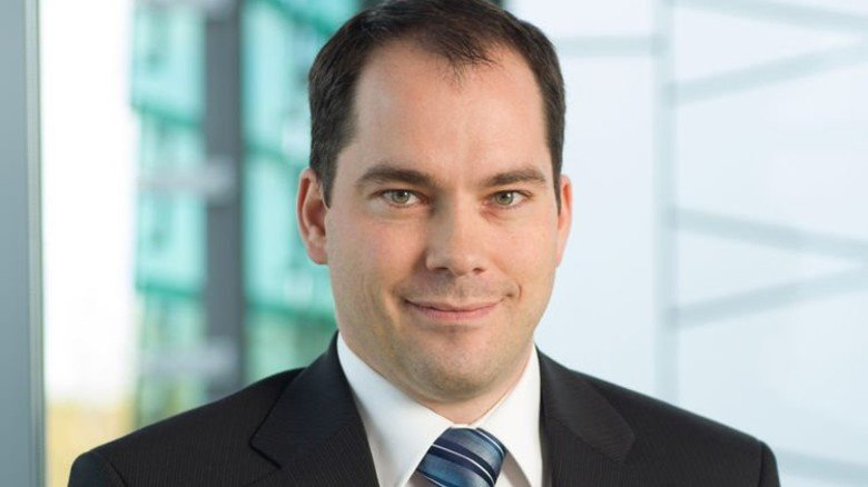 Alexander Matthes (40), Ingenieur aus Henstedt-Ulzburg. Foto: Nordmetall