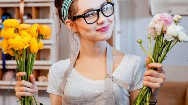 Schön bunt: Blumen sollten gut eine Woche halten. Foto: Fotolia