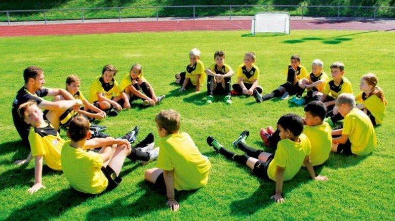 Zusammenhalt: Teamarbeit spielt eine wichtige Rolle im Konzept der Schule. Foto: Werk