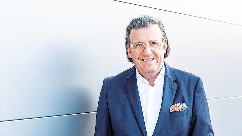 """""""Die Sozialpartnerschaft bewährt sich gerade in schlechten Zeiten"""", sagt Stefan Wolf, Vorsitzender des Arbeitgeberverbands Südwestmetall"""