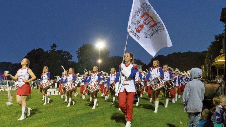 Prächtige Kulisse: Die Musiktage finden im Rasteder Schlosspark statt.