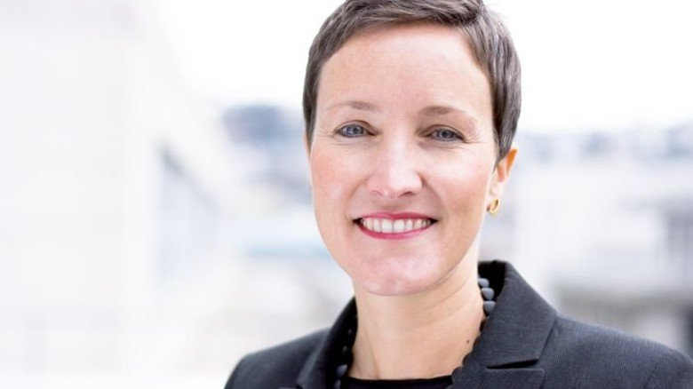 Ministerialrätin Kerstin Hösch vom Kultusministerium in Stuttgart. Foto: KM-BW