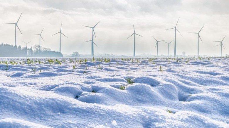 Stillstand: Rund 12.000 Windräder … Foto: Getty