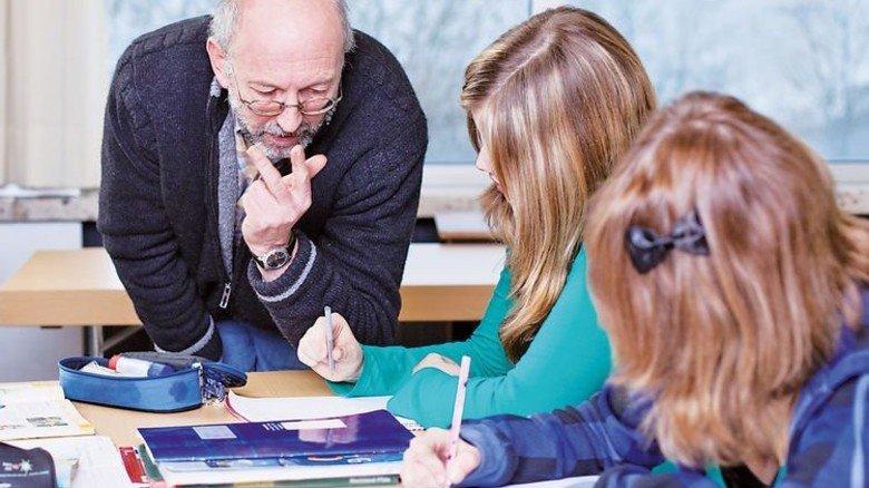Intensives Lernen: Wenn Eltern mit ihrem Latein am Ende sind, geht es oft zur Nachhilfe. Foto: Fotolia
