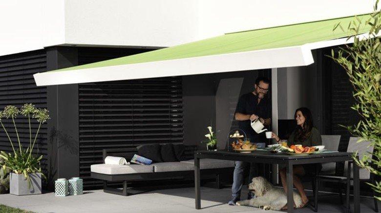 Outdoor-Trend: Auf Terrasse und Balkon entsteht ein zweites Wohnzimmer. Foto: Werk