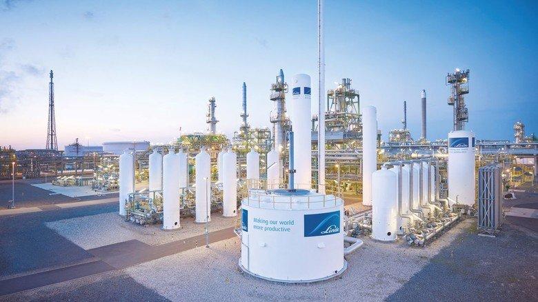 Begehrter Wasserstoff: Mit einer neuen Verflüssigungsanlage kann Linde die europaweite Nachfrage besser bedienen.