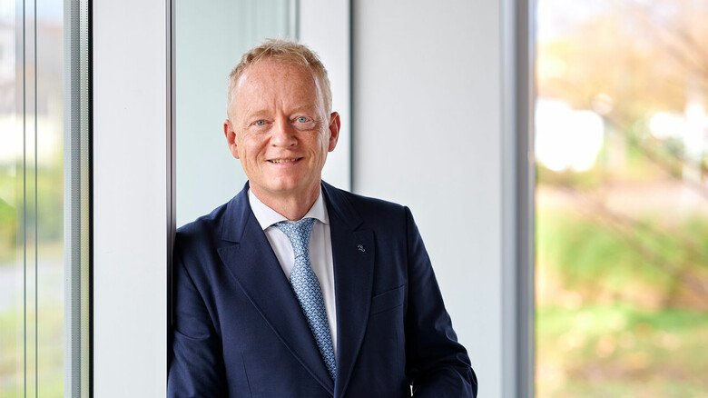 """Geschäftsführer Bernd Kunze: """"Wir haben Prozesse so optimiert, dass wir heute viel mehr Anlagen ausliefern können."""""""
