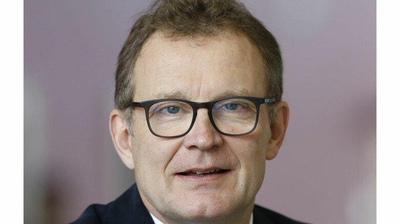 """Macht Hoffnung: Professor Manfred Schubert-Zsilavecz, Vizepräsident der Goethe-Universität Frankfurt. Er sagt: """"Schon 2022 kann es wirksame Arzneien geben."""""""
