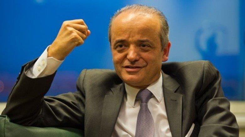 Zeigt Entschlossenheit: Hüseyin Gelis, Türkei-Chef von Siemens, im Gespräch mit AKTIV.