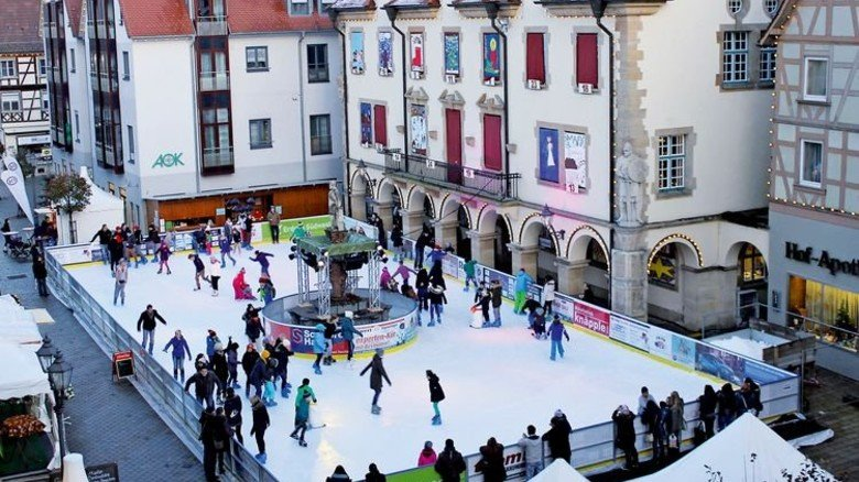 Sigmaringen: Romantik im Herzen der Stadt. Foto: Veranstalter