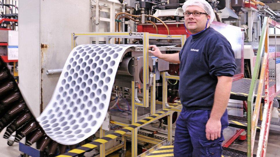 Mitnahmeeffekt: To-go-Verpackungen gibt es auch aus Biokunststoff.