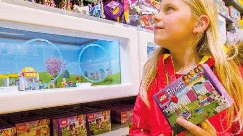 Teuer, aber beliebt: Spielzeug wird oft über Geldgeschenke finanziert. Foto: Straßmeier