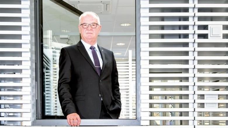 """""""Politische Unsicherheiten belasten die Wirtschaft"""": Eckhard Keill, Chef der Roto-Gruppe. Foto: Mierendorf"""