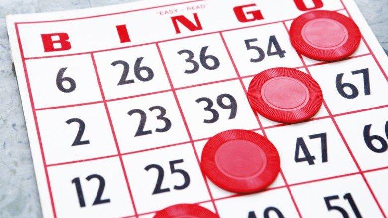Bingo: Der Staatsmacht ein Dorn im Auge. Foto: Adobe Stock