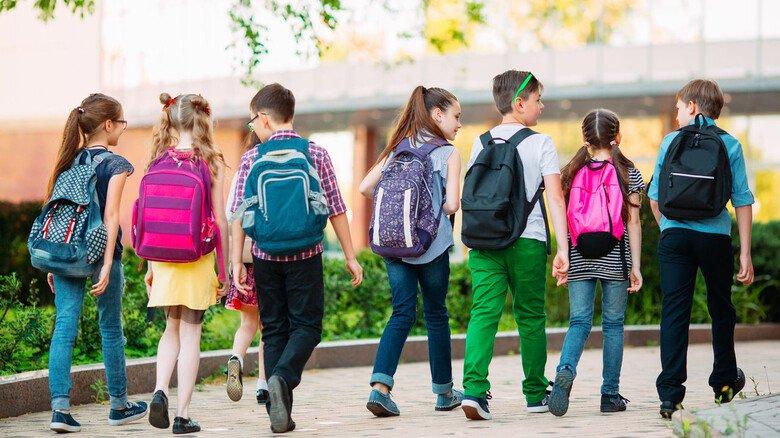 Schulkinder: Ihre Leistungen hängen hierzulande im Schnitt besonders stark von Herkunft und Elternhaus ab.