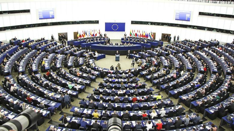 EU-Parlament: 751 Abgeordnete haben hier ihren Arbeitsplatz.