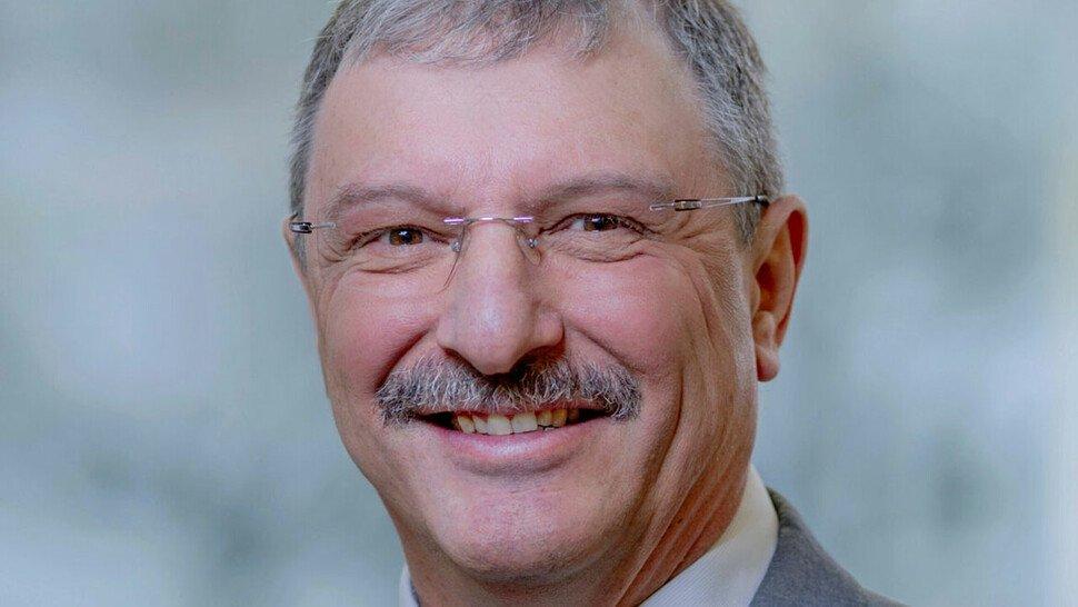 """Claus Lau, Standortleiter von Bosch Rexroth in Erbach: """"Mehr als je brauchen wir mehr Spielraum für Investitionen in die Digitalisierung."""""""