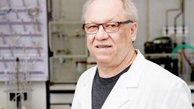 Nischenanbieter: Geschäftsführer Dr. Michael Schmidt hat eine Marktlücke besetzt. Foto: Gossmann