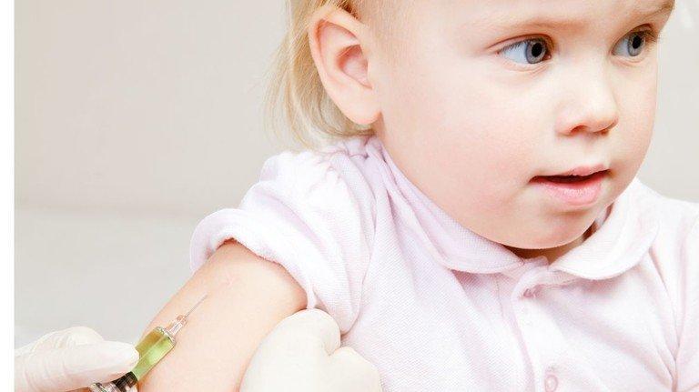 Schützender Piks: Masern können zu einer tödlichen Gehirnentzündung führen.