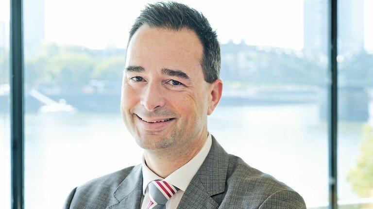 Oliver Koppel vom Institut der deutschen Wirtschaft in Köln erforscht die Patentanmeldungen in Deutschland.