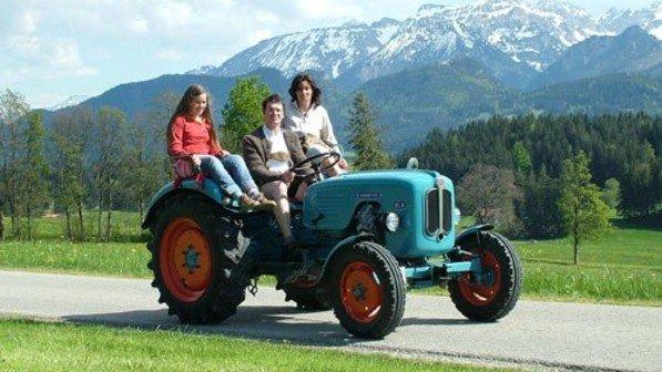 Foto: Oldtimer-Traktor-Vermietung Strobel
