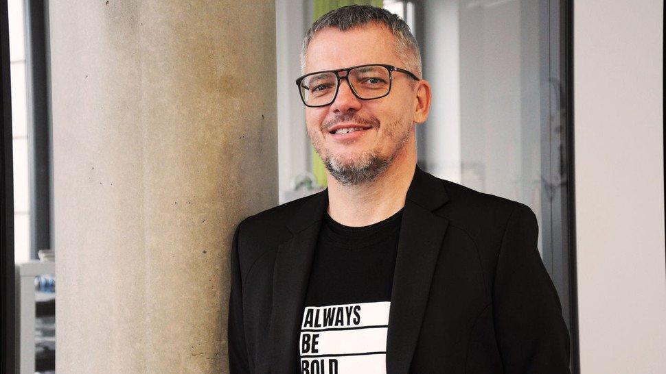 Andreas Jamm, Gründer von Boldly Go Industries