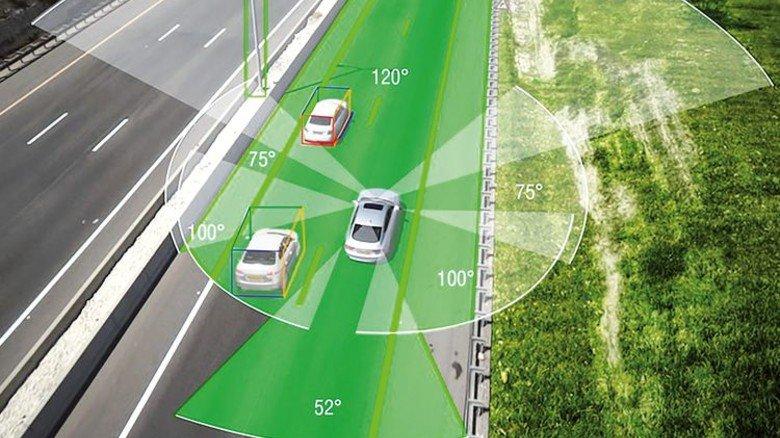 Innovativer Standort: In Jerusalem entsteht Technik für selbstfahrende Autos. Foto: Mobileye