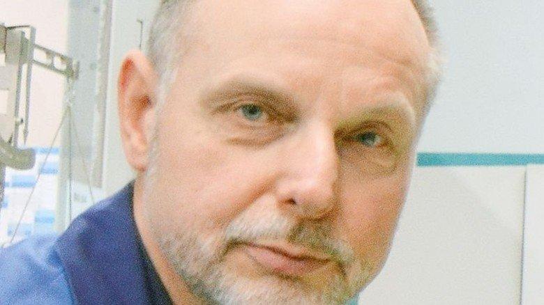 """""""Die Praktikanten sind hoch motiviert."""" Ulrich Schmelter, Ausbildungsleiter thyssenkrupp Bilstein. Foto: ABC"""
