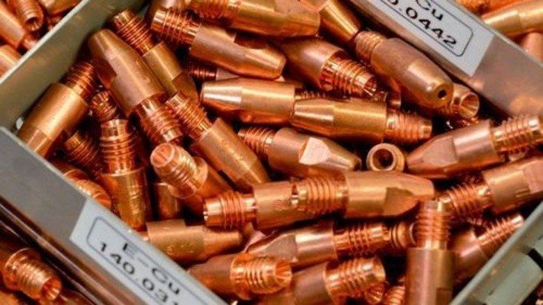 Massenware: Auch solche Stromdüsen werden häufig kopiert. Foto: Scheffler