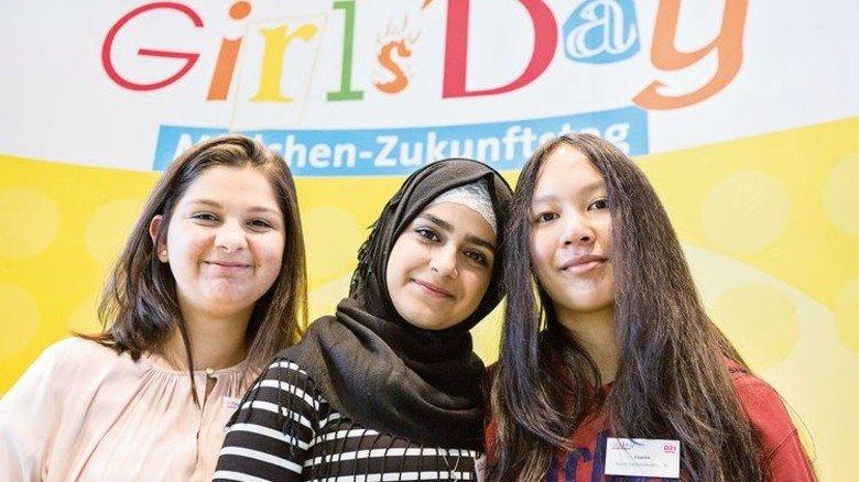 Das Konzept kommt an: Über 100000 Schülerinnen und Schüler nutzten in diesem Jahr  die Zukunftstag-Angebote in den deutschen Betrieben. Foto: KS Gleitlager, Veranstalter