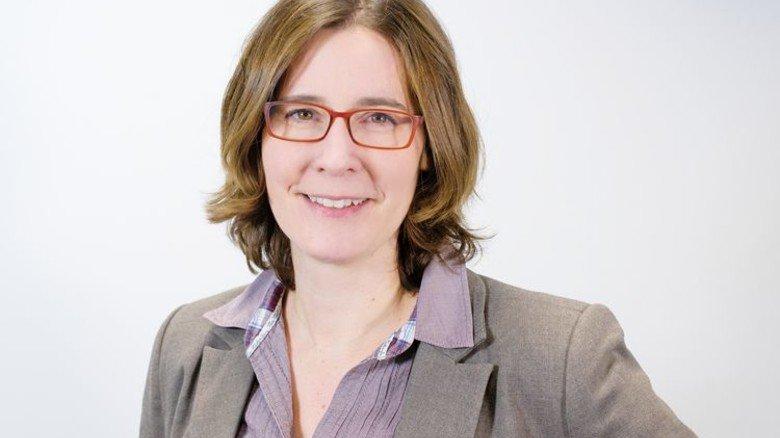 Professorin Melanie Arntz vom Zentrum für Europäische Wirtschaftsforschung in Mannheim. Foto: ZEW