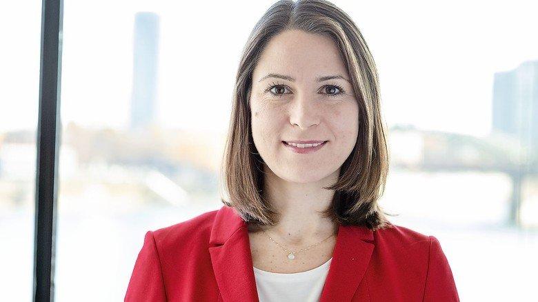 Regina Flake ist Expertin in Sachen Ausbildung am Institut der deutschen Wirtschaft.