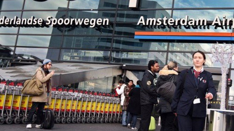 Rang 5: Flughafen Amsterdam-Schiphol