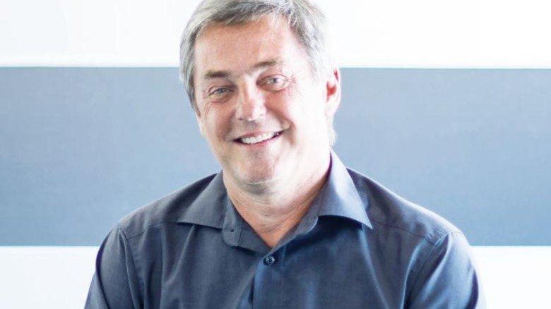 Vision: Geschäftsführer Werner Kreibl will die intelligente Fabrik voranbringen. Foto: Werk