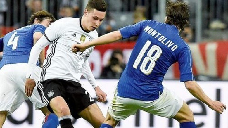 Fußball: Das Gros des Wett-Einsatzes geht auf sein Konto. Foto: Imago