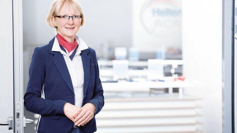 Fachkraft: Jutta Eckhardt, Academy-Leiterin bei HellermannTyton. Foto: HellermannTyton