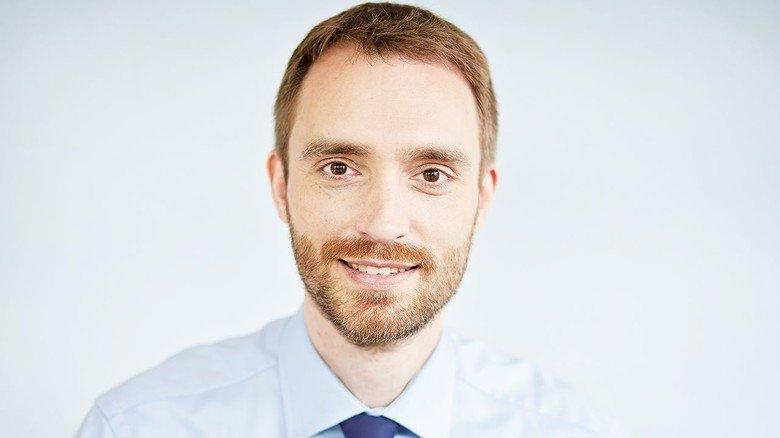 Tim Jeske vom Institut für angewandte Arbeitswissenschaft.