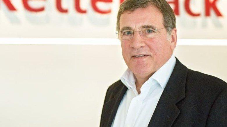 Jan Kettelhack, Vorsitzender der Tarifkommission des nordwestdeutschen Textil- und Bekleidungsverbands. Foto: Straßmeier