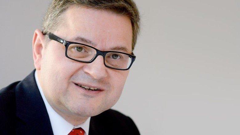 Gerd Deimel, Sprecher der Initiative Infrastruktur des Verbands der Chemischen Industrie (VCI). Foto: VCI