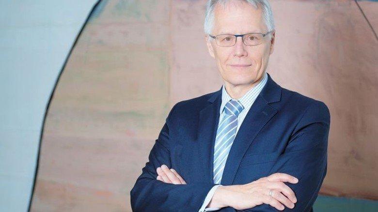 Thomas Naujoks: Verhandlungsführer Nordostchemie. Foto: Deutsch