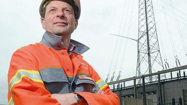 Besorgt: Geschäftsführer Lutz Bandusch befürchtet die Abwanderung ganzer Industrien. Foto: Augustin