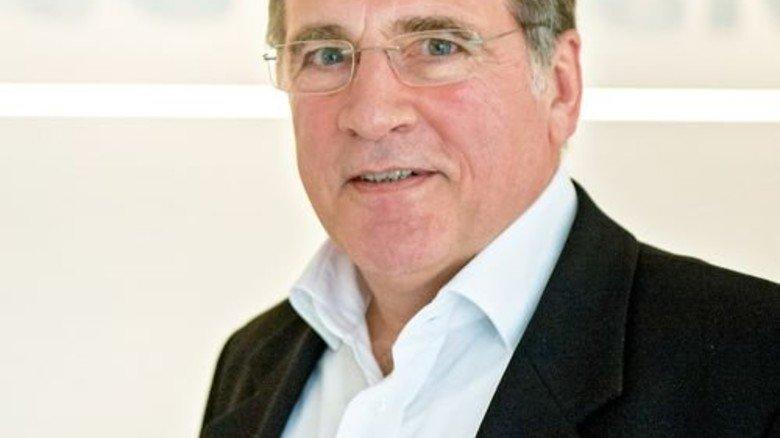 """""""Uni zu färben, ist eine hohe Kunst."""" Jan Kettelhack, Geschäftsführer. Foto: Straßmeier"""