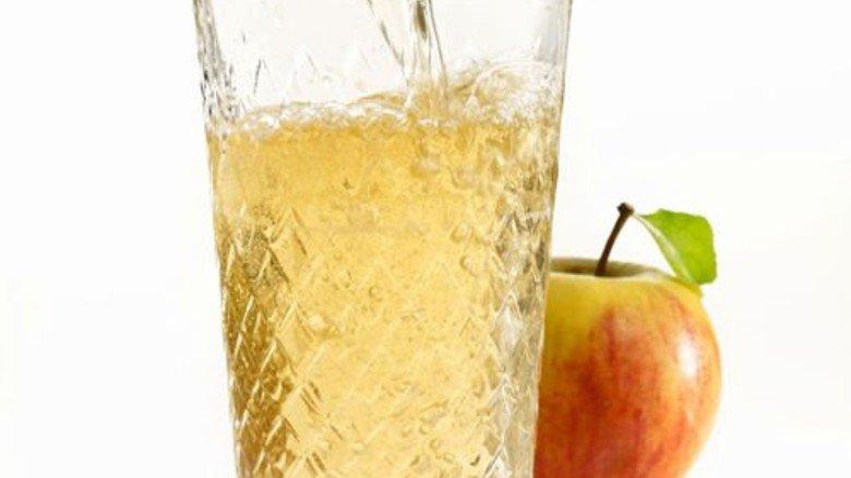 Erfrischend: Cidre ist als leichte Alternative zu Bier beliebt. Foto: VdFW
