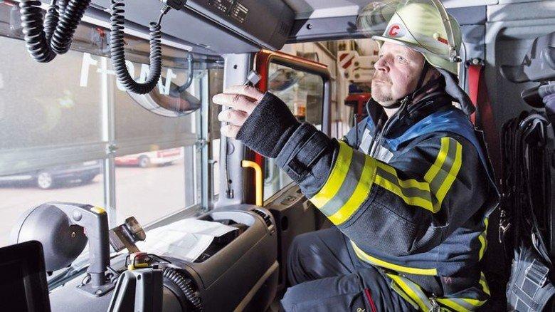 Technik: Im Fahrzeug muss man sich gut mit dem Equipment auskennen. Foto: Eppler