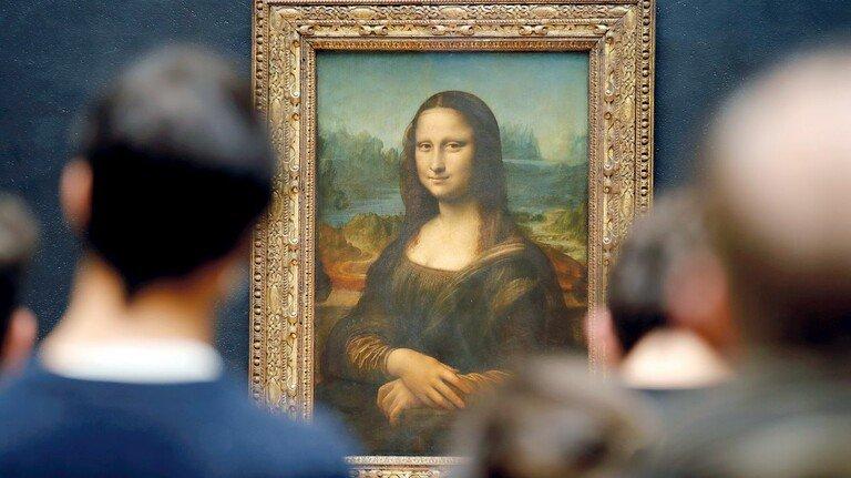 "So einmalig wie ihr Lächeln: Leonardo da Vincis ""Mona Lisa""."