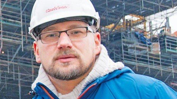 """""""Wir haben alles auf eine Karte gesetzt. Unser Startkapital war die Abfindung der alten Werft."""" Piotr Pacanowski, Schiffbau-Unternehmer. Foto: Halasz"""